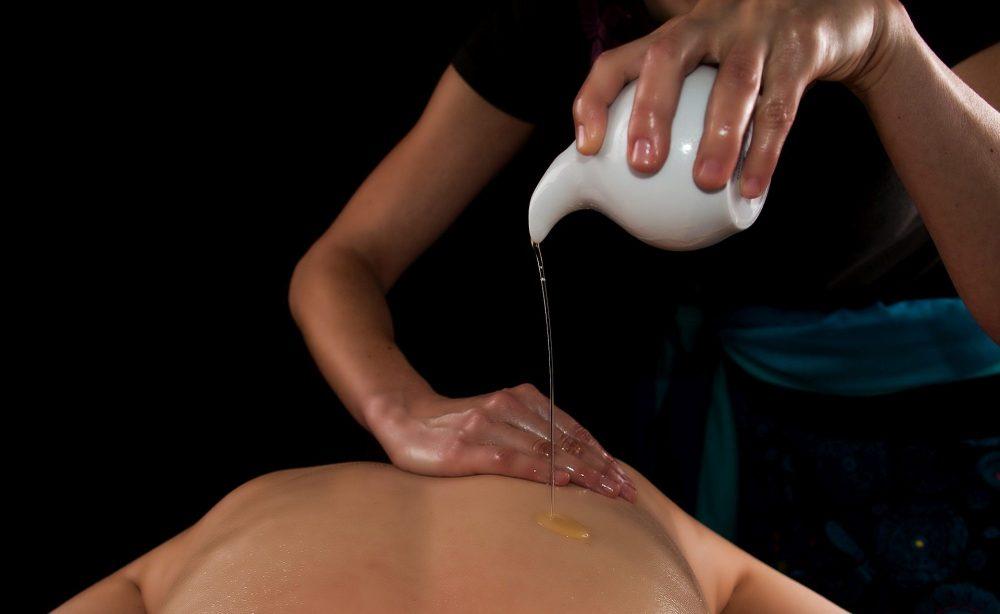 Abhyanga masaż ajurwedyjski