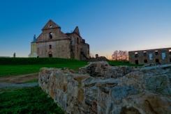 Klasztor w Zagórzu Ewa Szydłowska Masaże ajurwedyjskie i orientalne w Bieszczadach